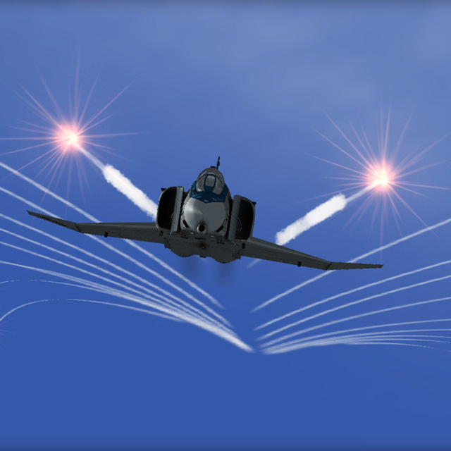 Simworks Studios phantom 2 - prepar3d and fsx - Flight Simulator Software