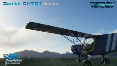 Zenith CH701 STOL
