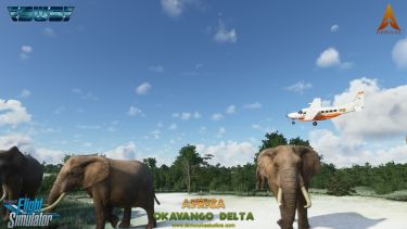 Okavango Delta for MSFS