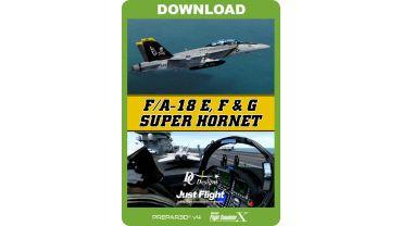 DC Designs-JustFlight F/A-18E,F & G Super Hornet