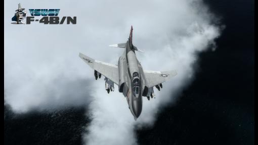 F-4B/N Phantom II PBR